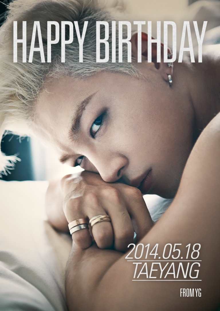 HAPPYBIRTHDAYTAEYANG